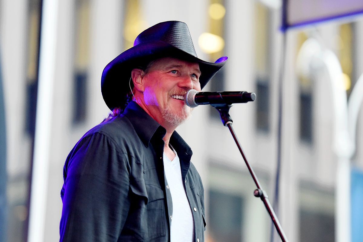 Trace Adkins Performs On Fox & Friends' All-American Summer Concert Series