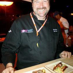 Allen Susser of Burger Bar at The Q