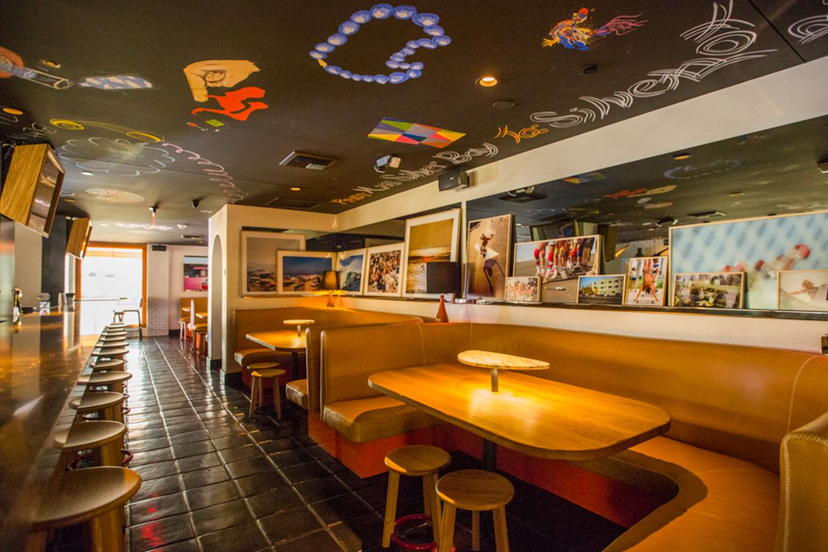 Hollywood S New Mama Shelter Hotel Has An All Day Eatery