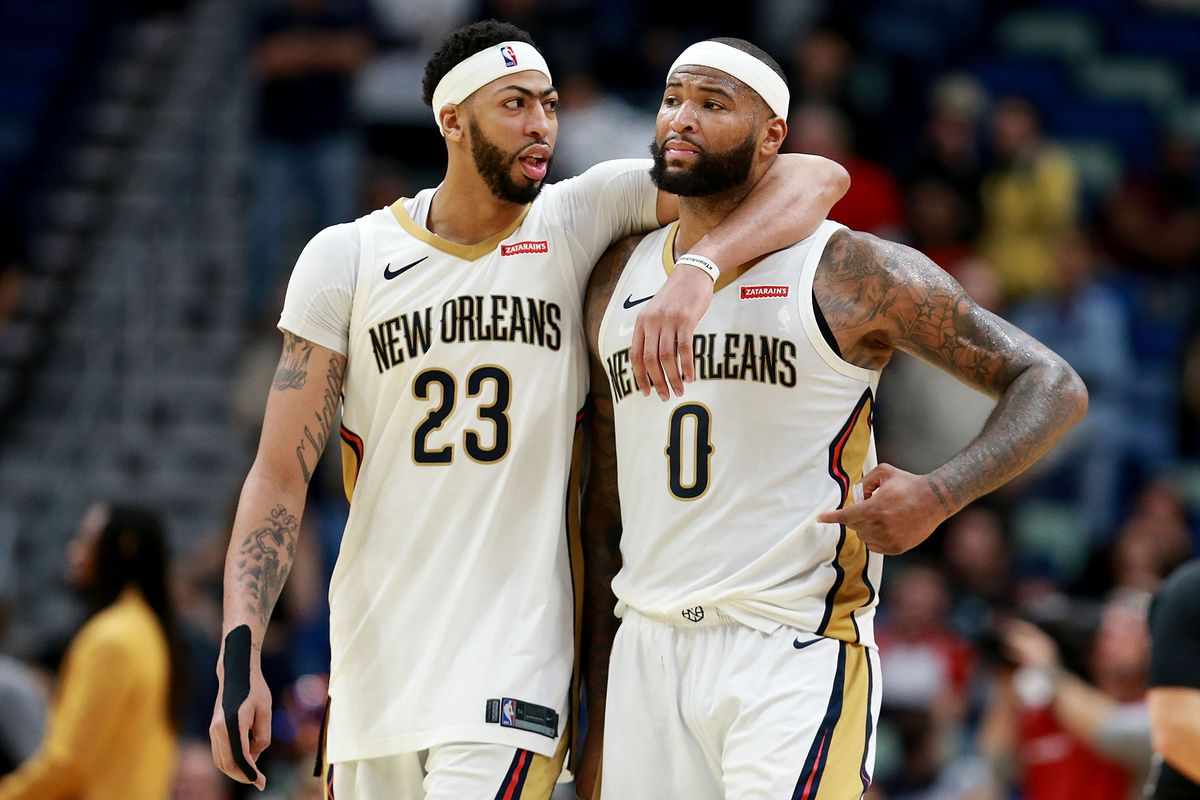 watch 6ec0c b31d7 Lakers Video: How pairing with Anthony Davis again could ...