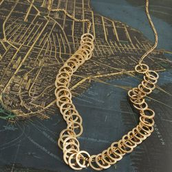 Ensphere necklace, $45 (was $55)