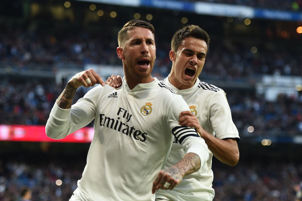 Player Ratings Real Madrid 2