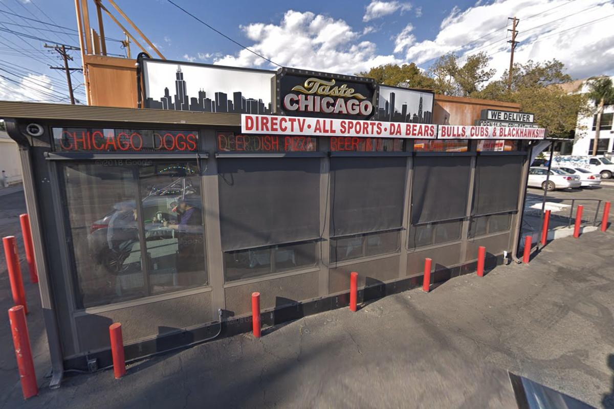Burbank S Celebrity Owned Restaurant Taste Chicago Closes