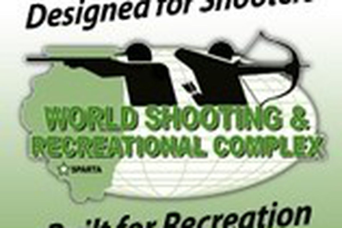 Logo for the World Shooting and Recreational Complex. Credit: Illinois Department of Natural Resources