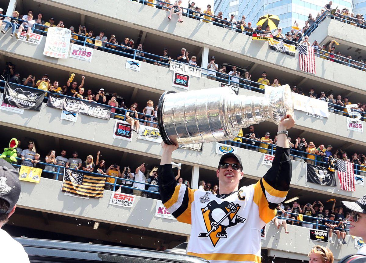 NHL: Pittsburgh Penguins-Championshp Parade