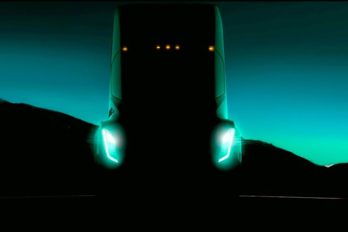 Ceo Elon Musk Will Take The Stage To Show Off His Heavy Duty Electric Truck