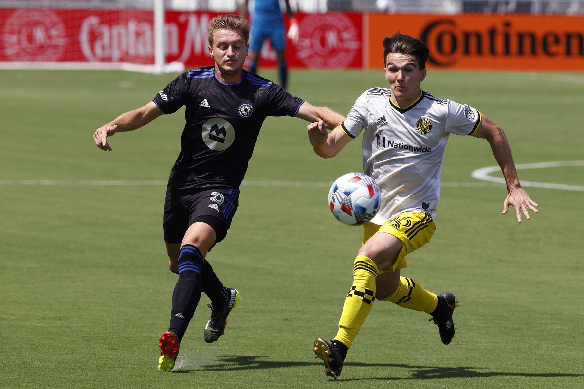 MLS: Columbus Crew SC at CF Montreal