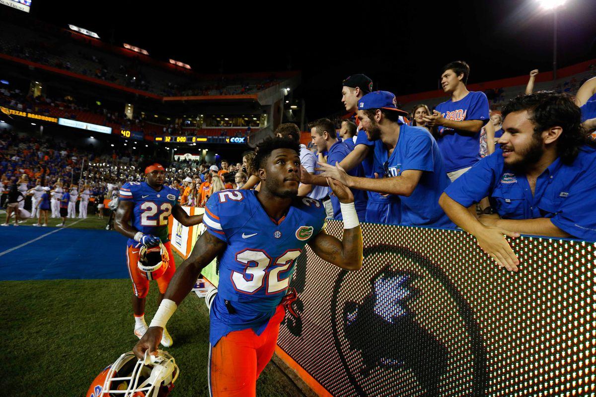 NCAA Football: North Texas at Florida