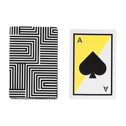 """Big Playing Cards, $20 at <a href=""""http://www.saturday.com/Big-Playing-Cards/098689486178,en_US,pd.html?navid=xsellPDP"""">Kate Spade Saturday</a>"""