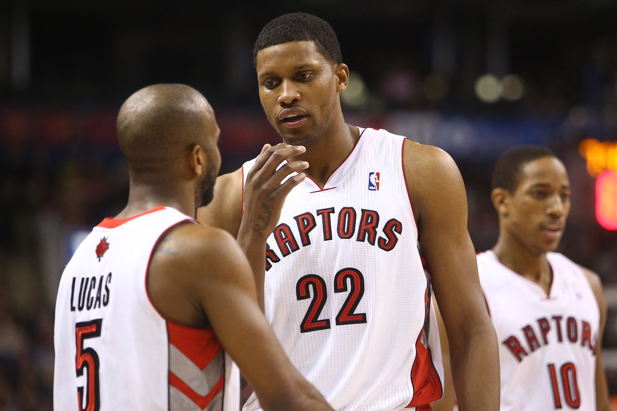 7b42113569b Can Rudy Gay and DeMar DeRozan actually work well together ...