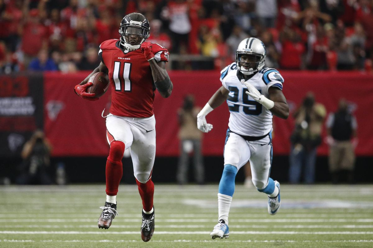 Panthers cut starting cornerback less than a week after Julio