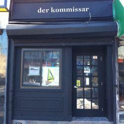 """Der Kommissar via Here's <a href=""""http://heresparkslope.blogspot.com/2011/03/austrian-restaurant-der-kommissar.html"""" rel=""""nofollow"""">Park Slope</a>"""