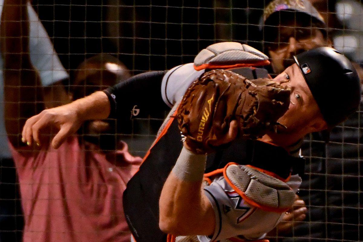 MLB: Miami Marlins at Chicago Cubs