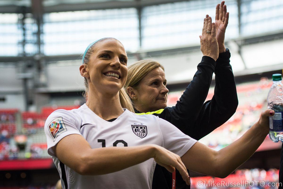 USA vs. Nigeria: Photos by MikeRussellFoto