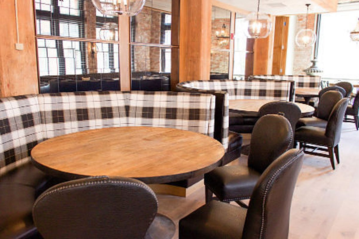 Bastille Kitchen Opens July 28 Eater Boston