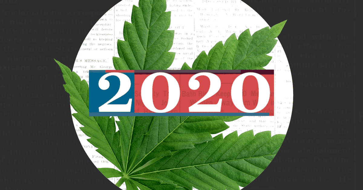 www.vox.com: Weed was the real winner of the 2020 election