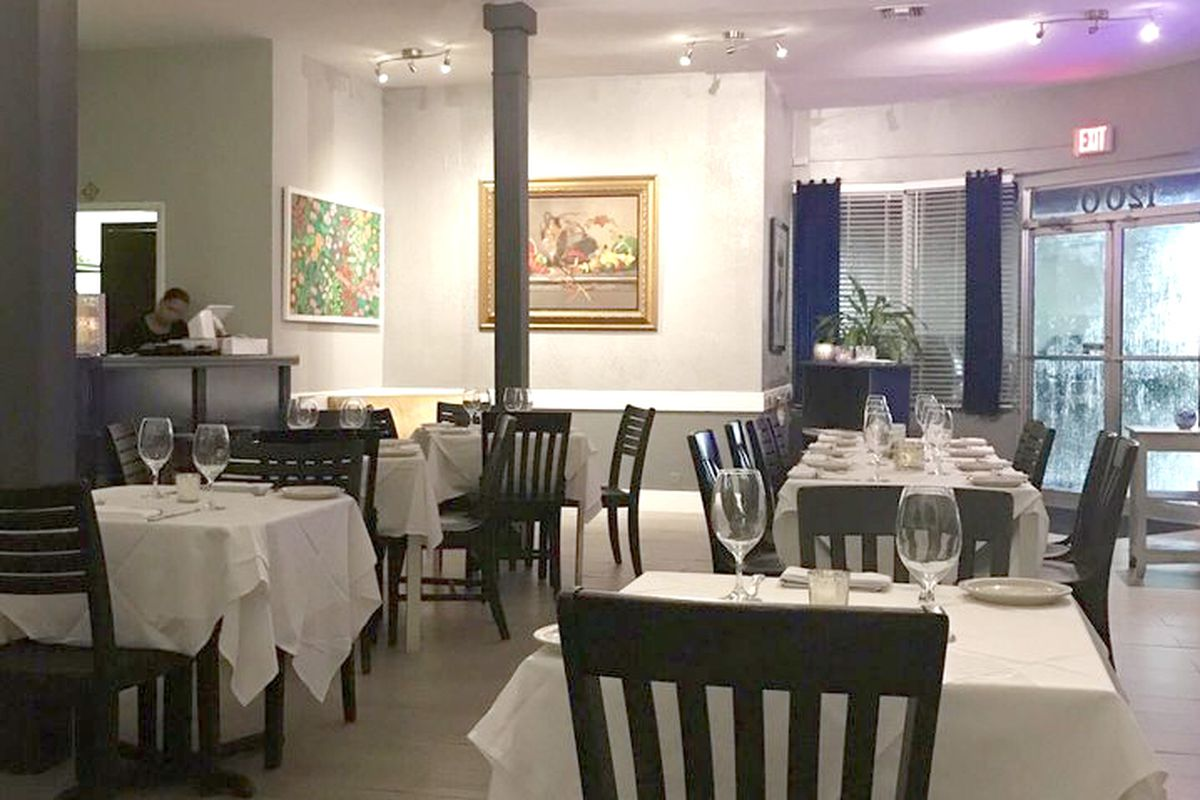 AKI-e Serves Up Modern Mediterranean Cuisine in Coral Gables - Eater ...