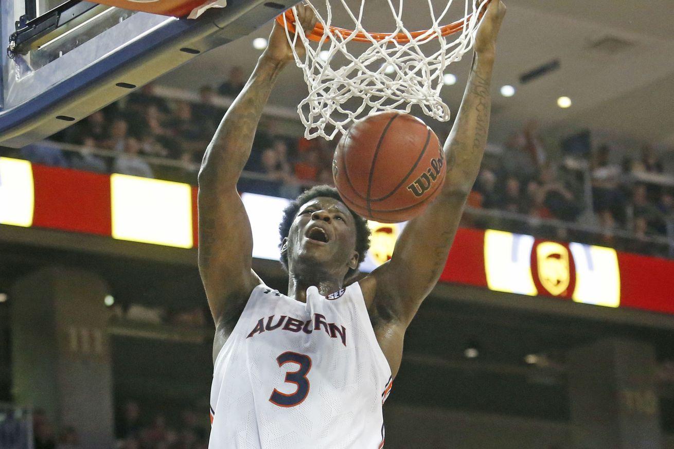 NCAA Basketball: Lehigh at Auburn