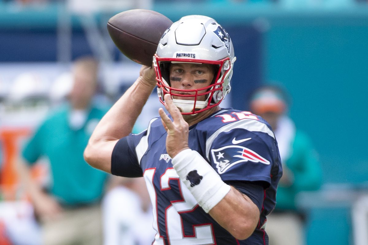wholesale dealer 96782 a1dcd Patriots QB Tom Brady needs to attack the Jets' cornerbacks ...