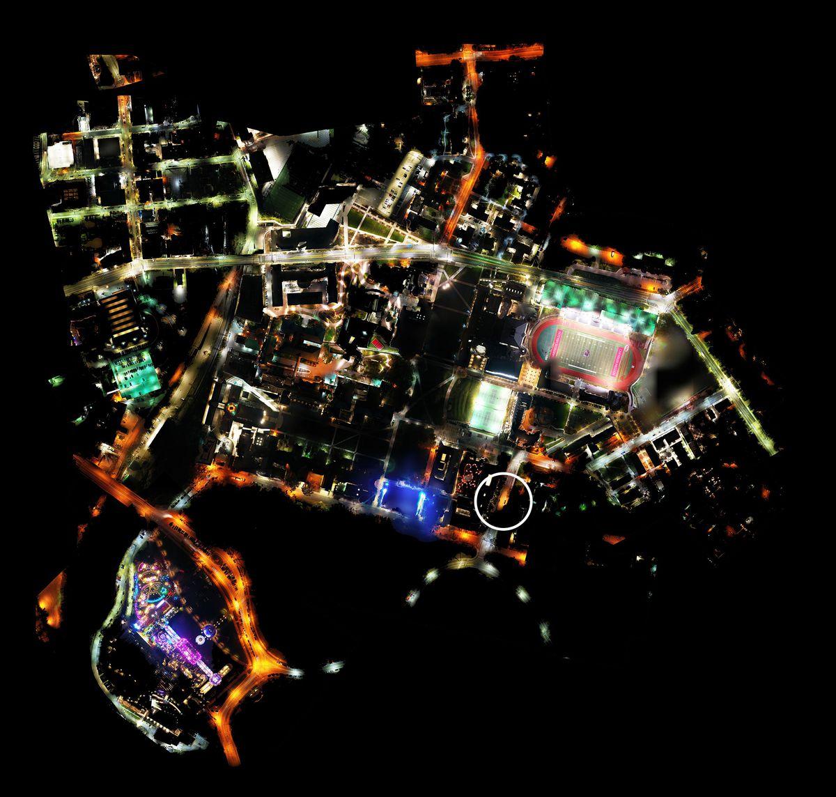 Dark Sky Street Light Fixtures