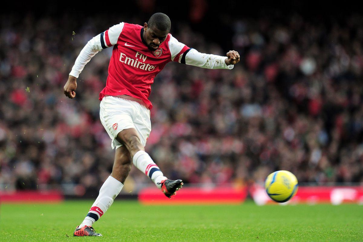Abou Diaby: Still unavailable for tomorrow's match.