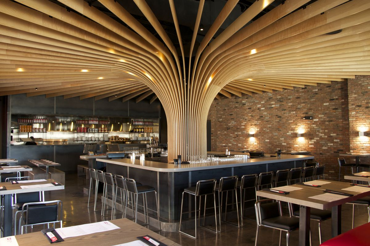 more details on co, the 'modern southeast asian' restaurant