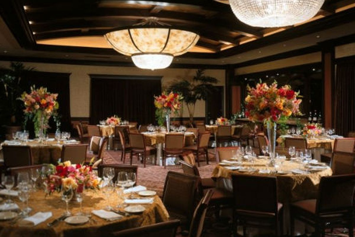 Ballroom at Vic & Anthony's