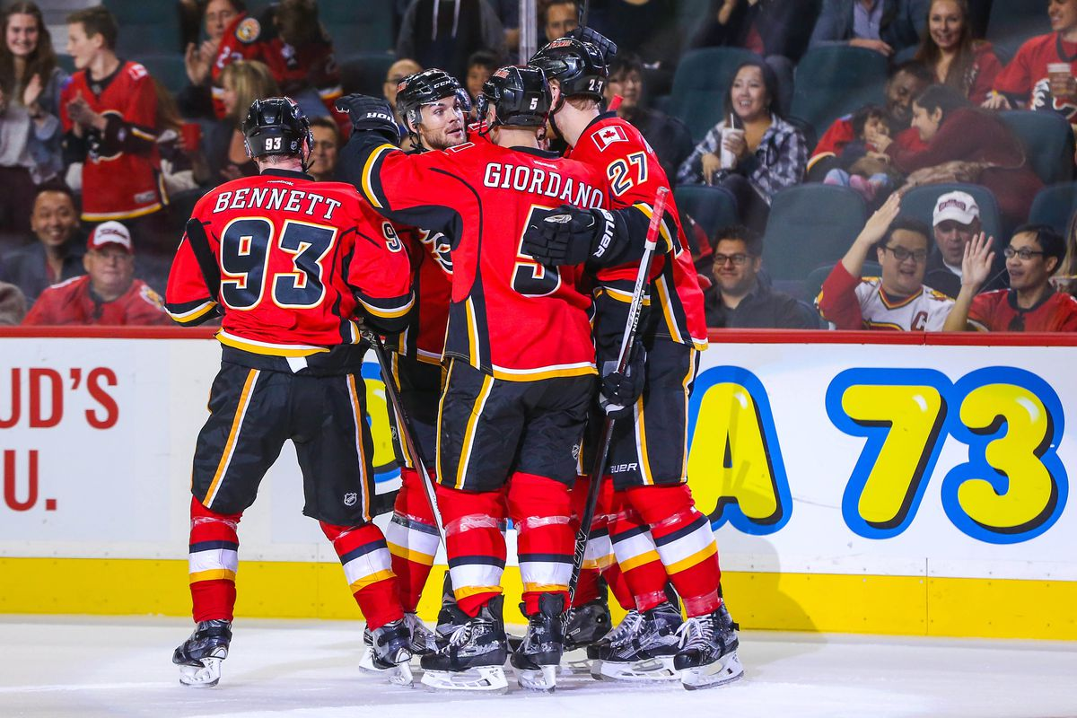 New additions such as Sam Bennett, Dougie Hamilton, and Michael Frolik, along with the return of Mark Giordano, should make things interesting for the Flames this season.
