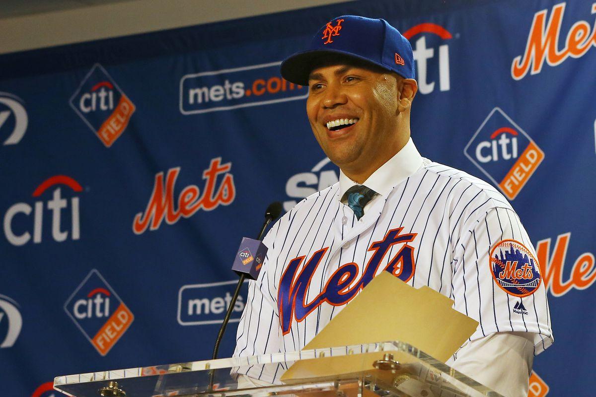 Mets News Mets Introduce Beltran As Manager Amazin Avenue