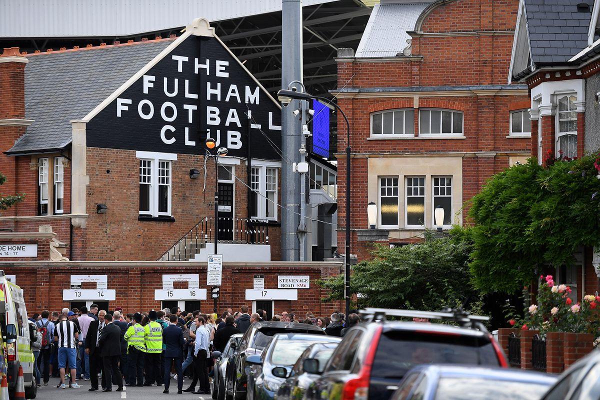 Fulham v Newcastle United - Sky Bet Championship