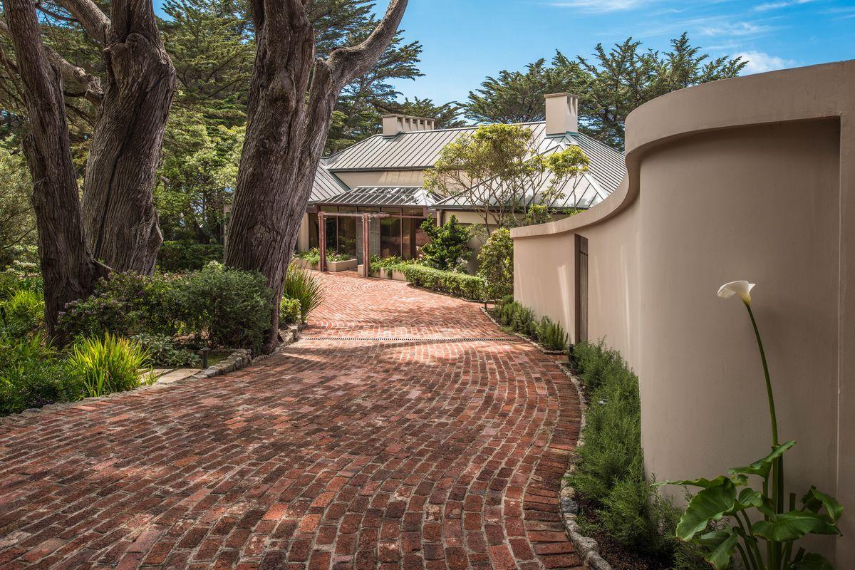 Basic Instinct' home in Carmel asks $16 9 million - Curbed SF