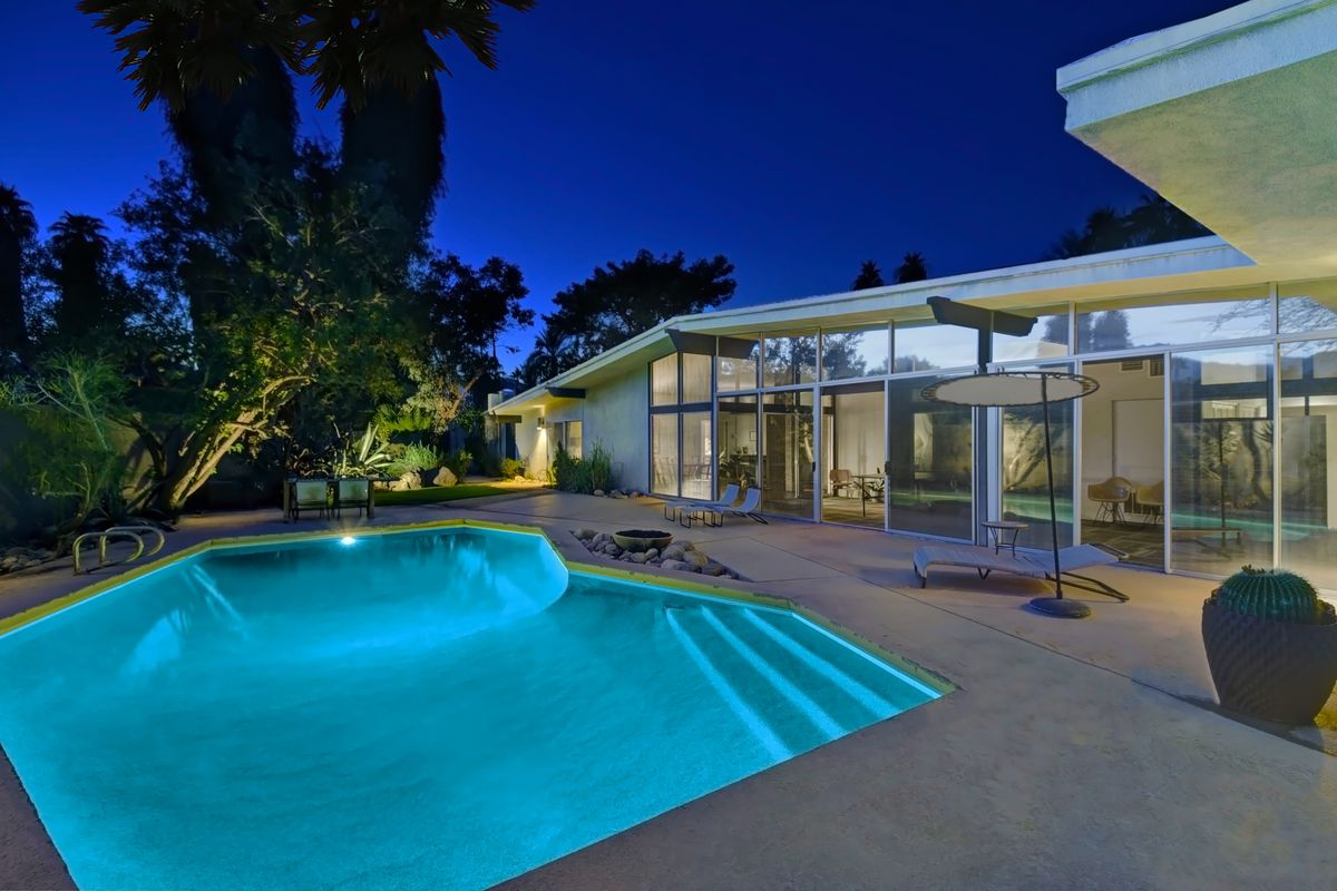 60s modern in Palm Desert for sale for $1.5M - Curbed LA
