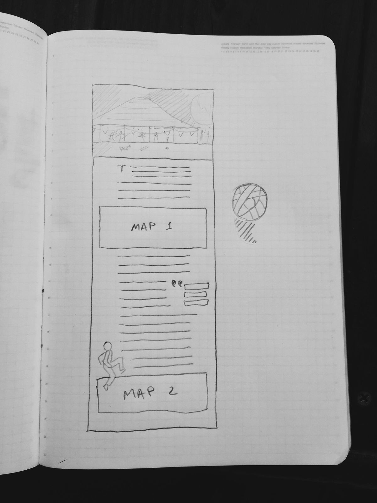 myanmar sketch