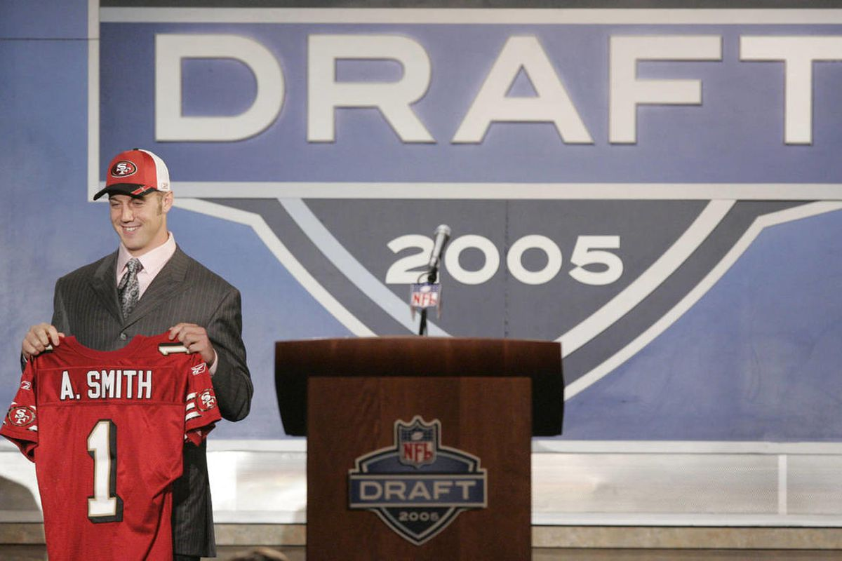 factory price 590fb a85d4 The 25 most highly drafted football players from the ...
