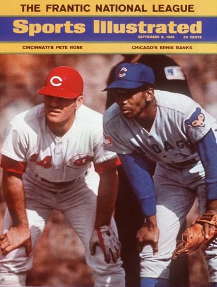 sports illustrated 1969 banks cover