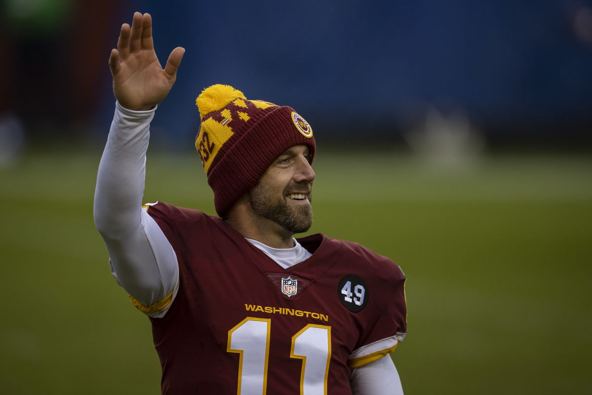 Report Alex Smith Expected To Be Released By The End Of The Week Hogs Haven