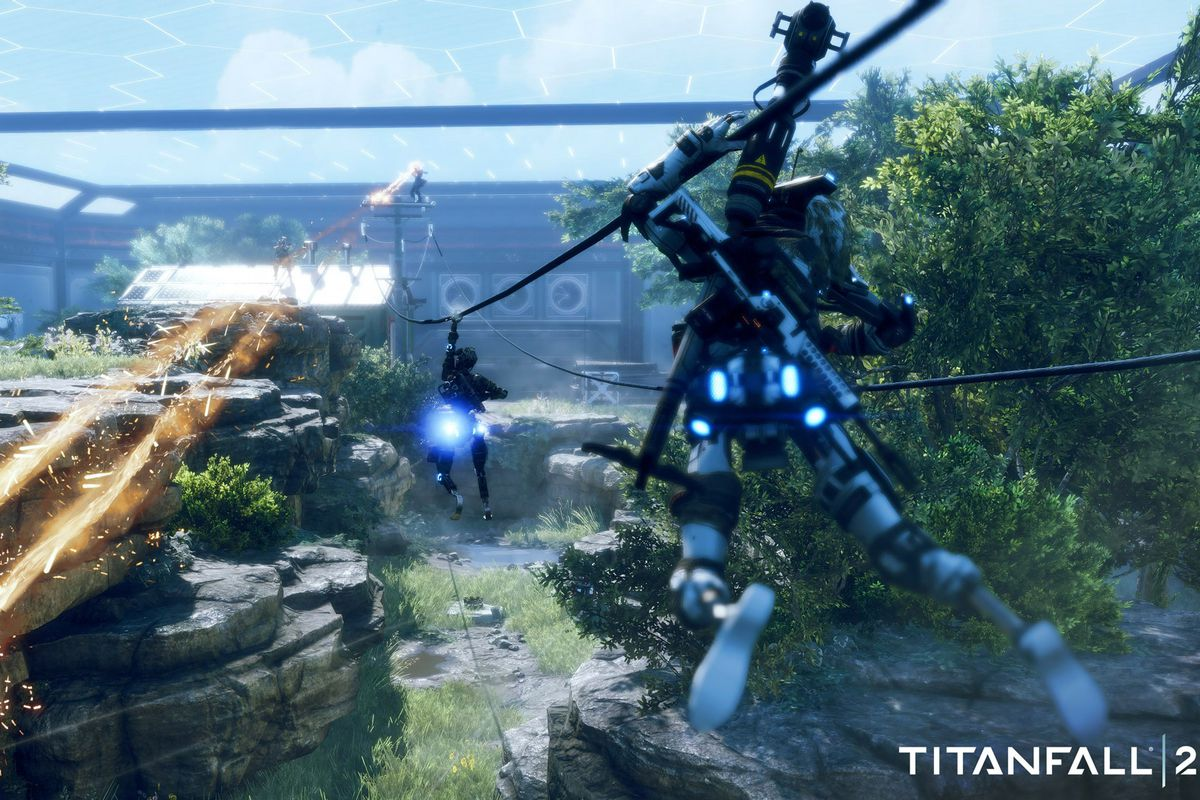 Titanfall 2's free DLC continues with new Live Fire mode, another