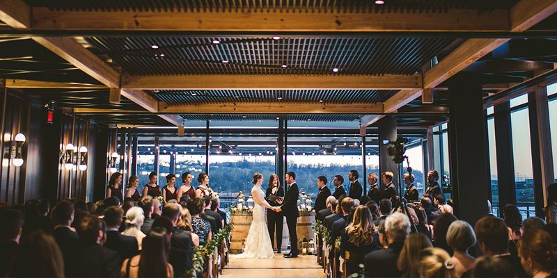 These Dc Restaurants Transform Into Stylish Wedding Venues