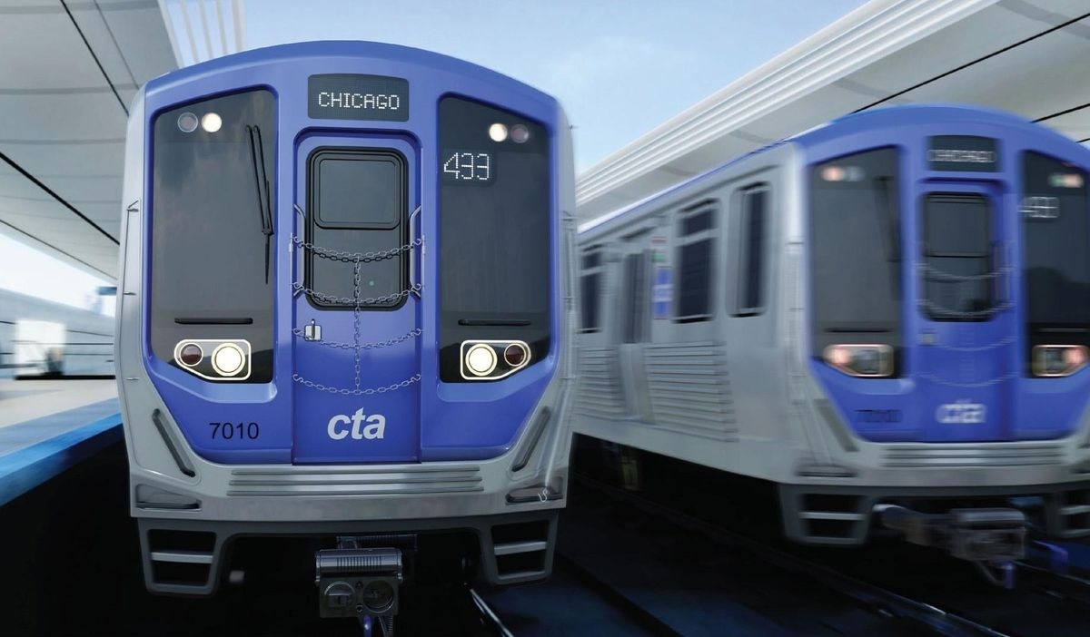 New CTA rail car factory cleared to break ground on Chicago's South