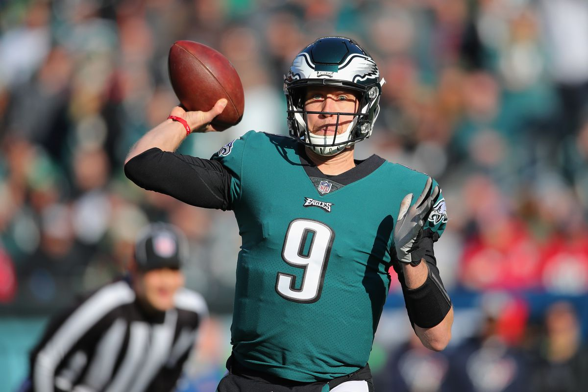 low priced 0ec69 f05a3 NFL Trade Rumors: Eagles expected to have quality market for ...