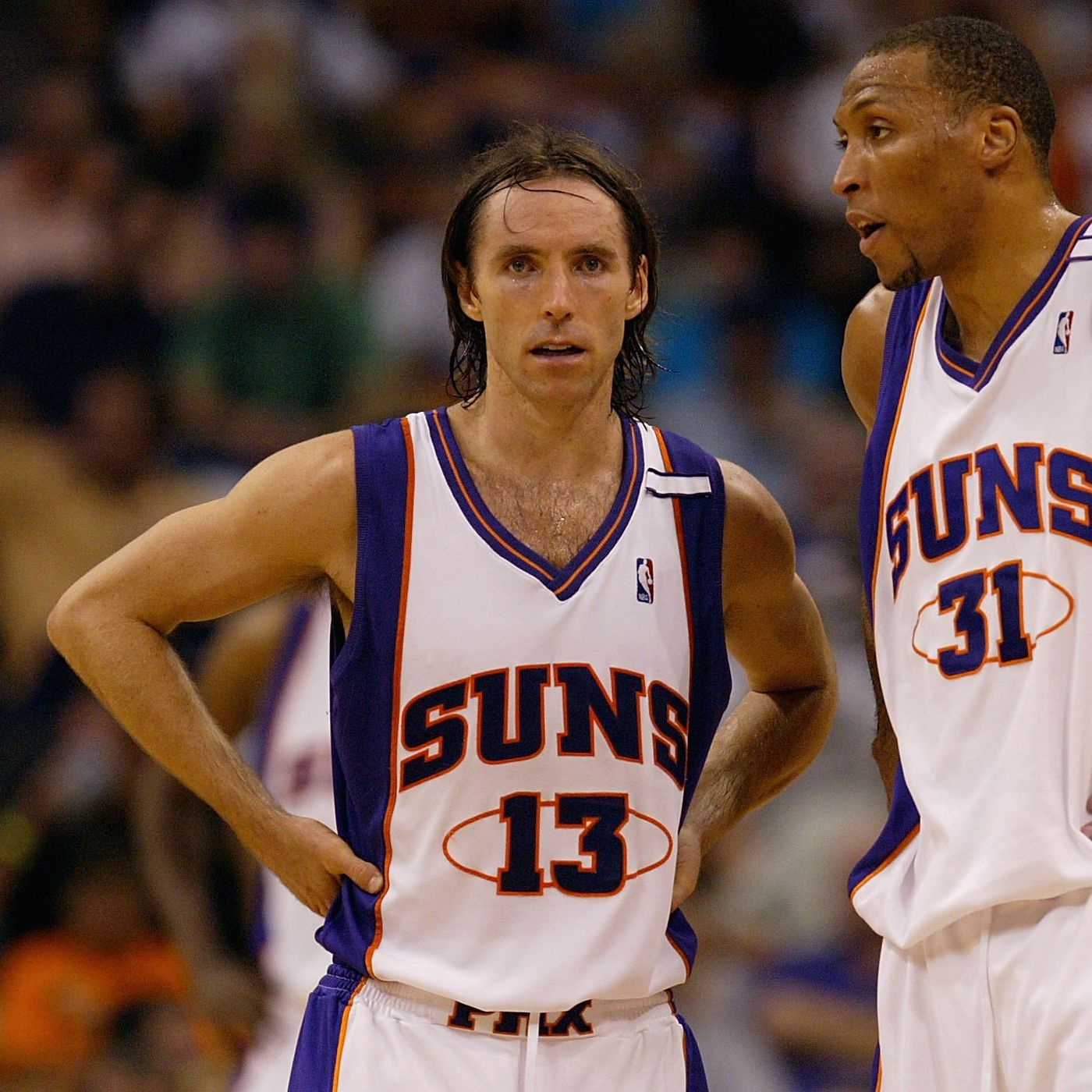 How the Bobcats' 2004 NBA expansion draft helped the Suns land Steve Nash