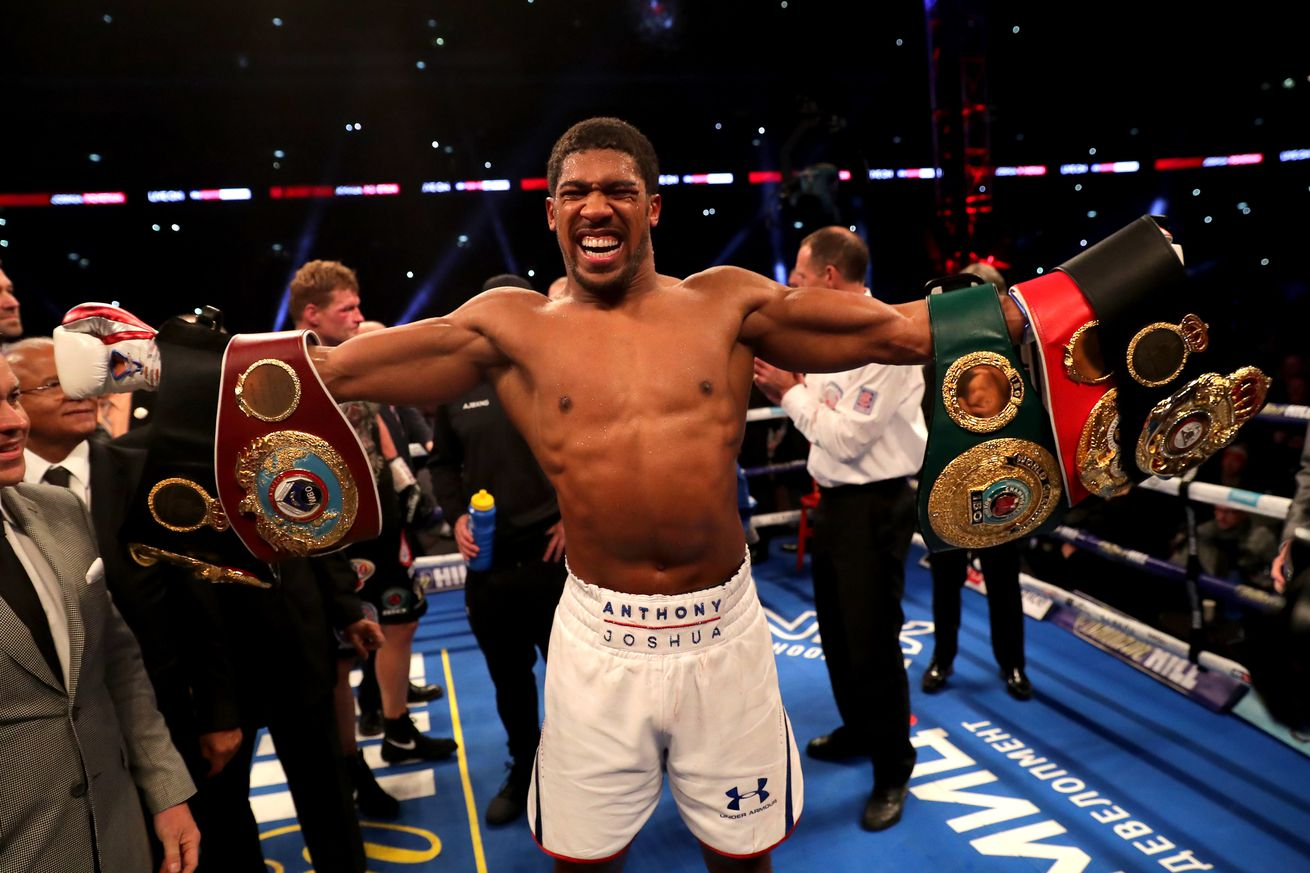 1038014640.jpg.0 - Roundup (May 9, 2019): Joshua-Ruiz, Canelo DAZN numbers, Pacquiao more