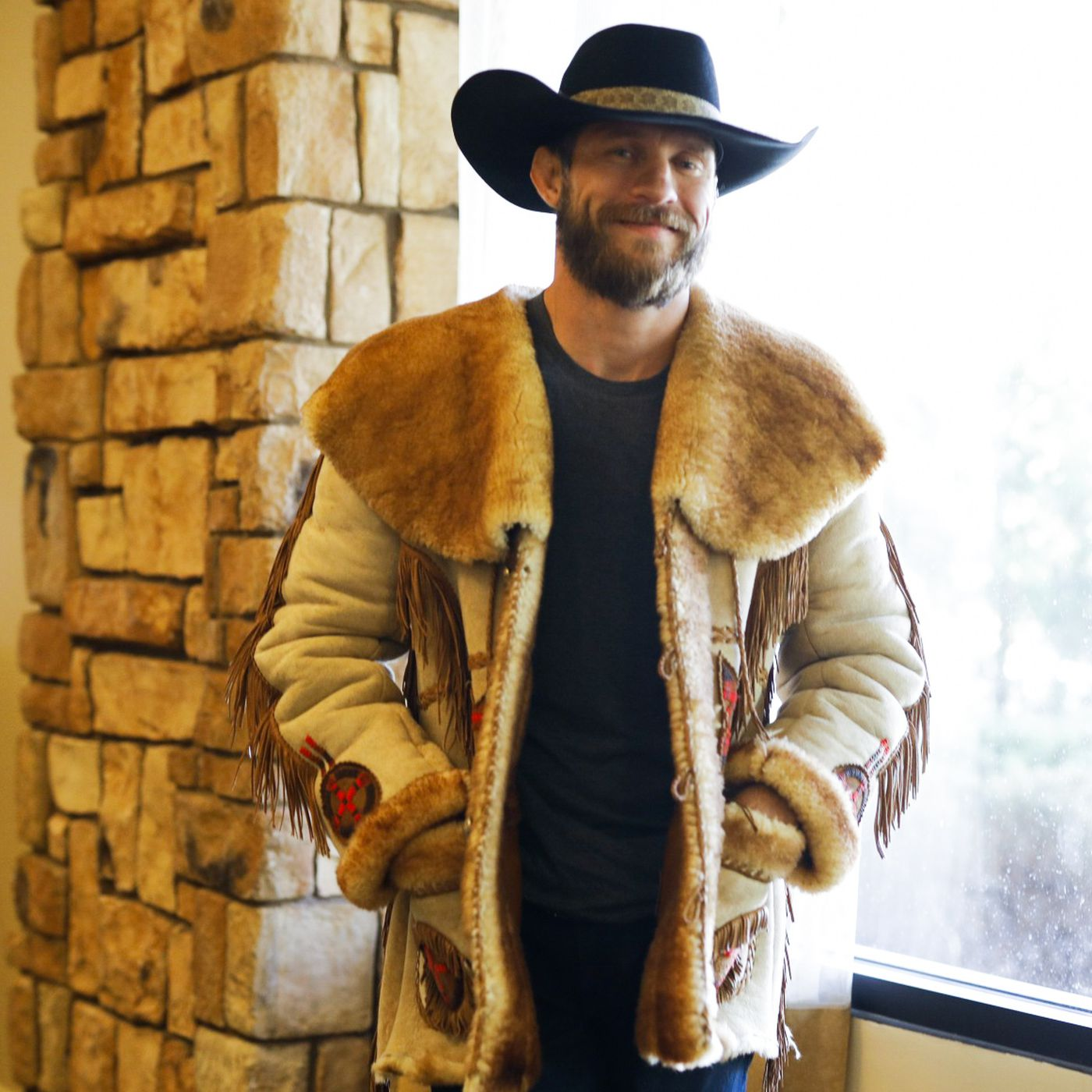 Old Mature Ass donald cerrone on mike perry: old 'cowboy' would have 'met