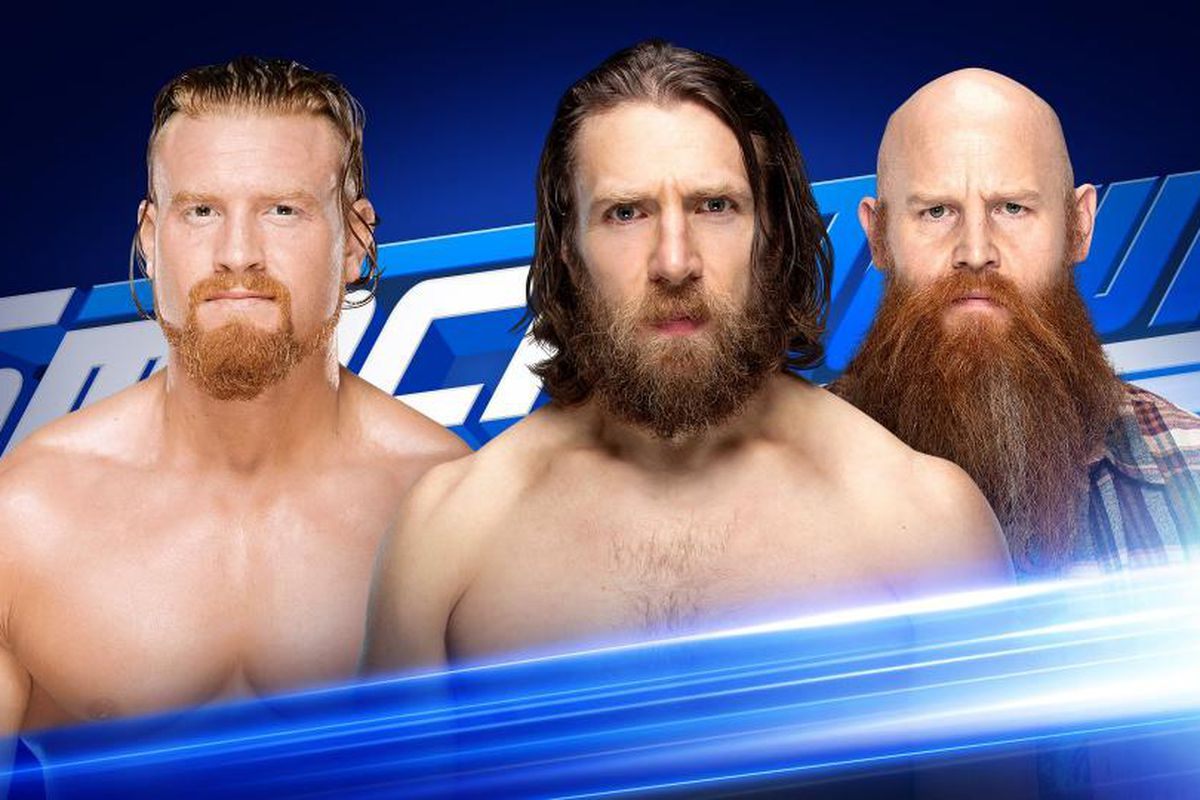 882d79603ab WWE SmackDown Live results (Aug. 20, 2019): King of the Ring first ...