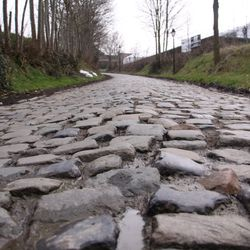 This would be the Oude Kwaremont
