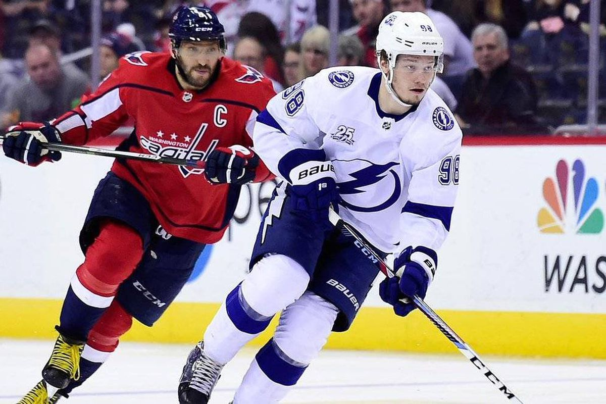 Tampa Bay Lightning vs. Washington Capitals preview  First rematch ... 4c80cbedb836