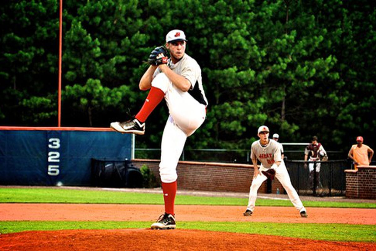 Mitchell Traver is just one of the top arms who have signed with TCU in baseball. But, will any of them make it to campus? <em>(PHOTO COURTESY OF THE TRAVER FAMILY)</em>
