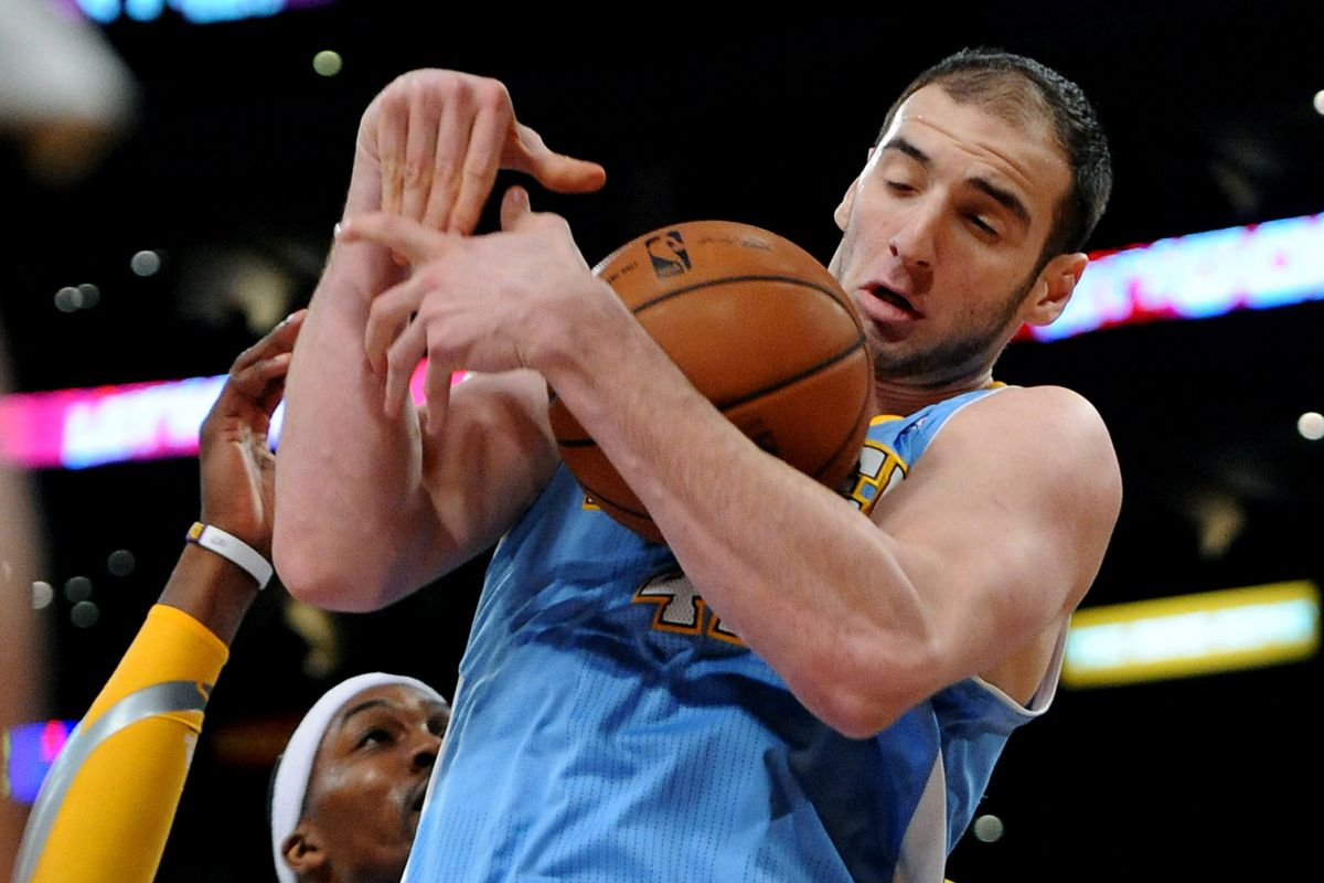 Rebounding has surprisingly become the Nuggets' prowess.