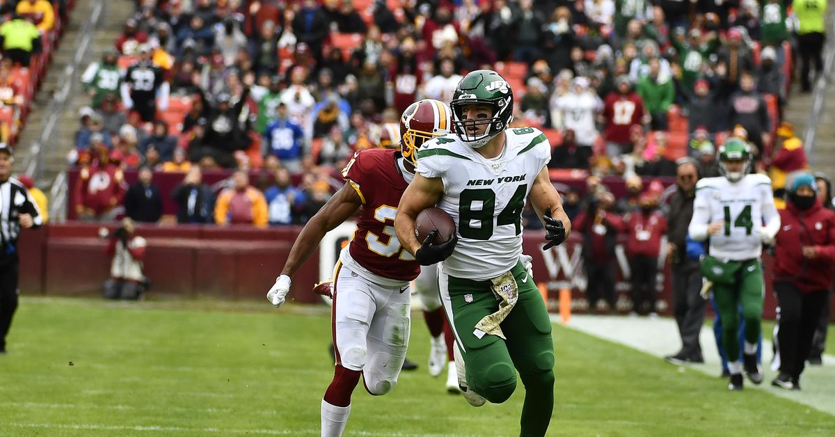 Jets Week 11 Game Ball: Ryan Griffin - Gang Green Nation