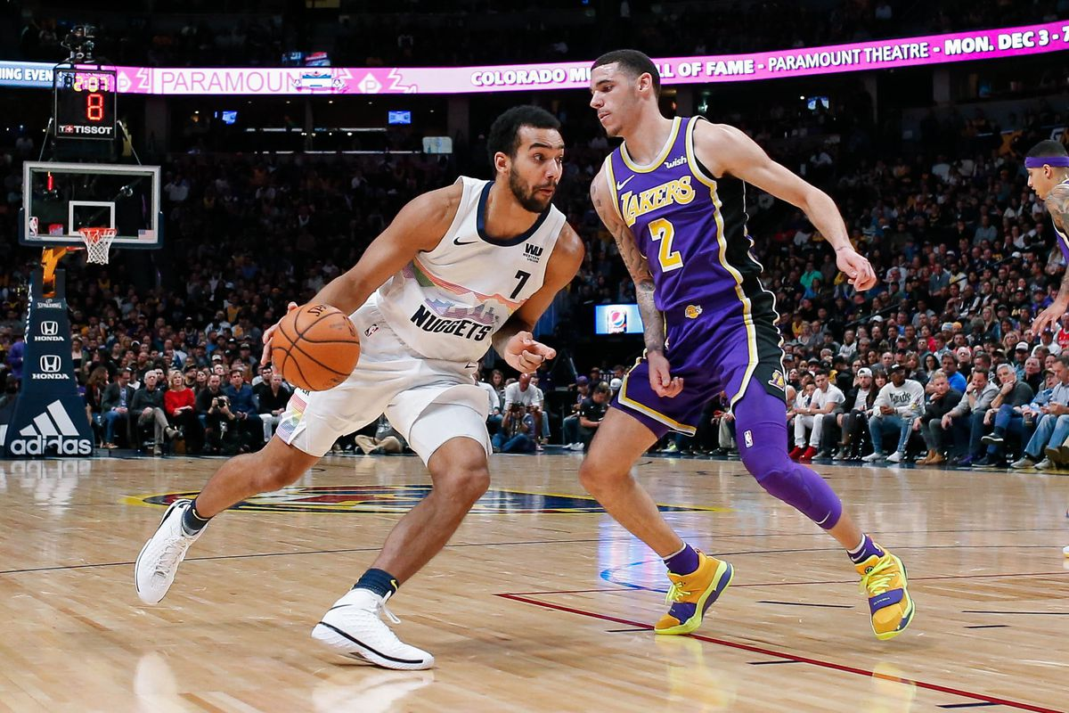 online store 96409 71cb6 Lakers: Why Lonzo Ball could be at risk for more ankle ...